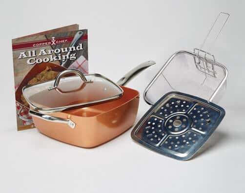 Copper Chef Giveaway ($74.99 value)