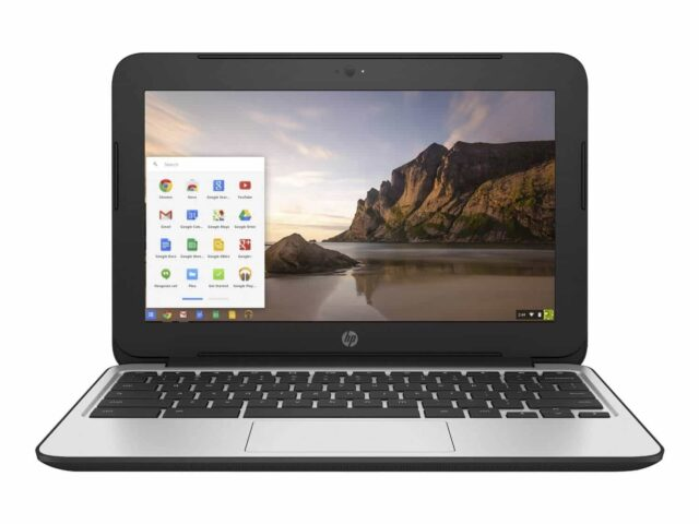 HP Chromebook 11 G4 11.6 Inch Laptop