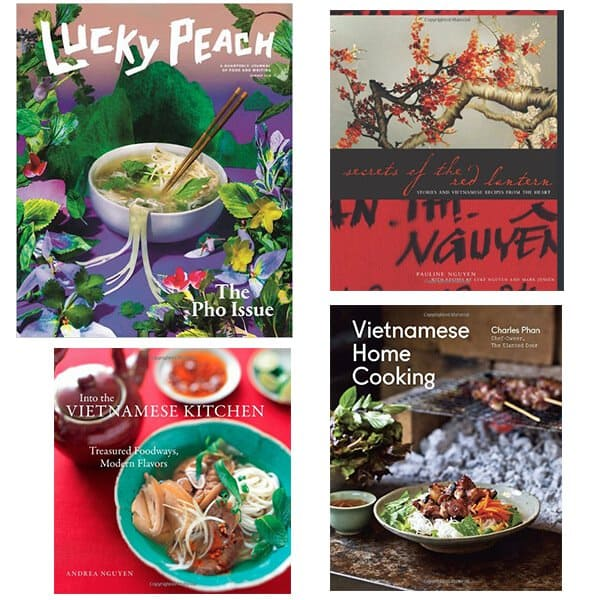 My Favorite Vietnamese Cookbooks • Steamy Kitchen Recipes