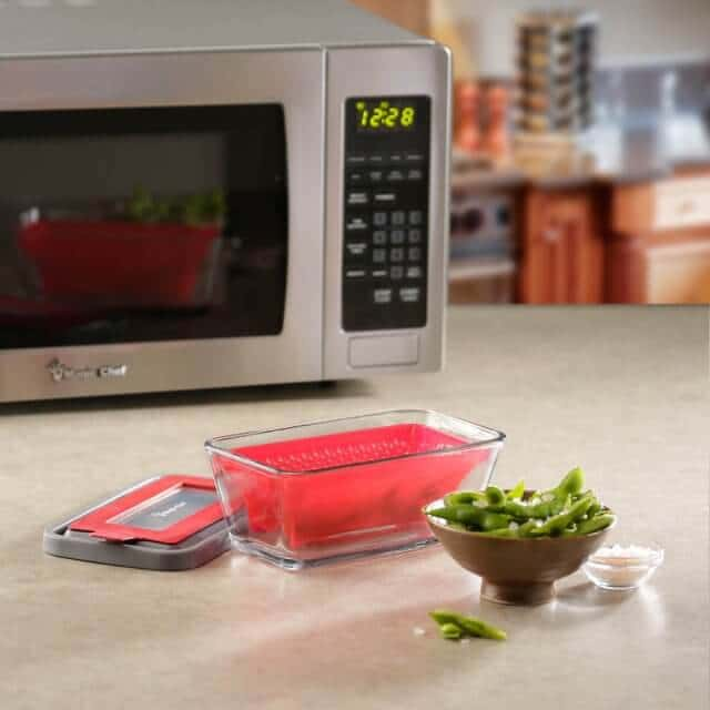 magic chef microwave cookware-