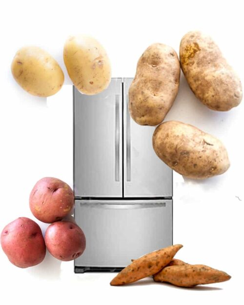 Should I Refrigerate Potatoes For Storage Myth Busted