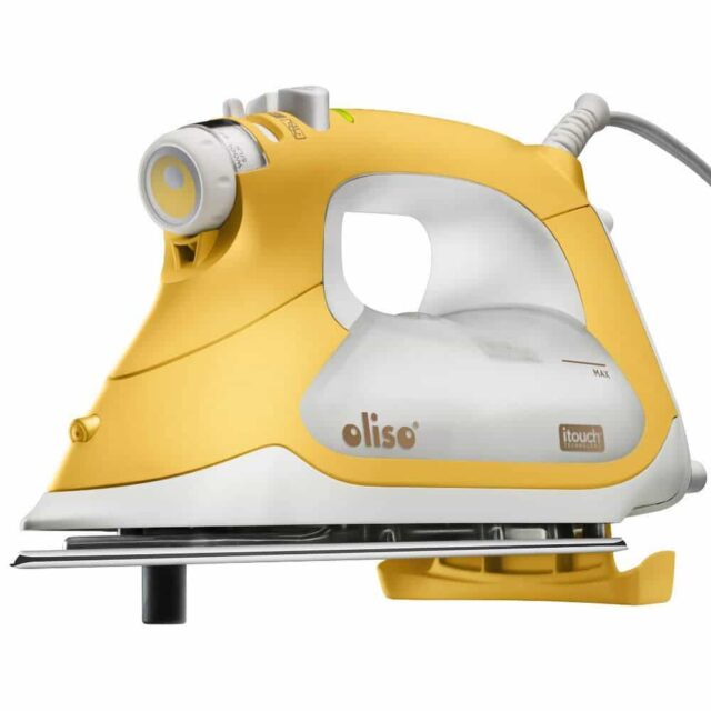 Oliso Iron Review