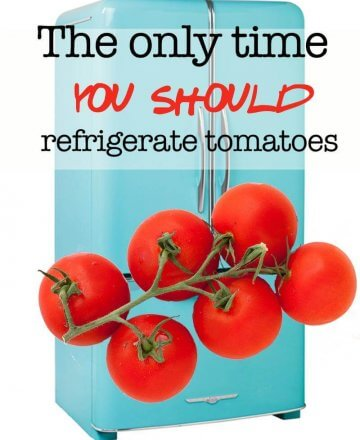 refrigerate-tomatoes