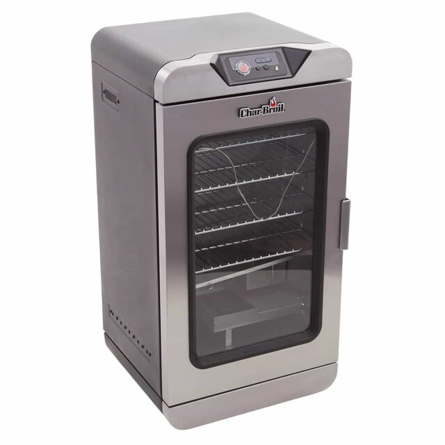 Char-Broil Electric Smoker with SmartChef Giveaway