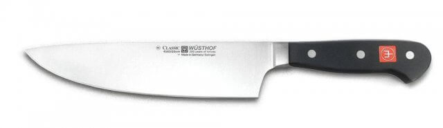 "Wusthof Classic 8"" Uber Cook's Knife Review"