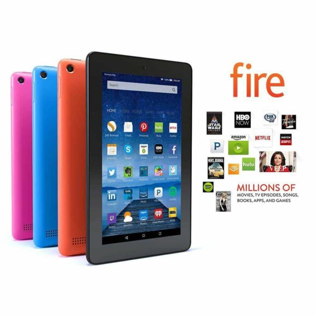 Amazon Fire Tablet Giveaway