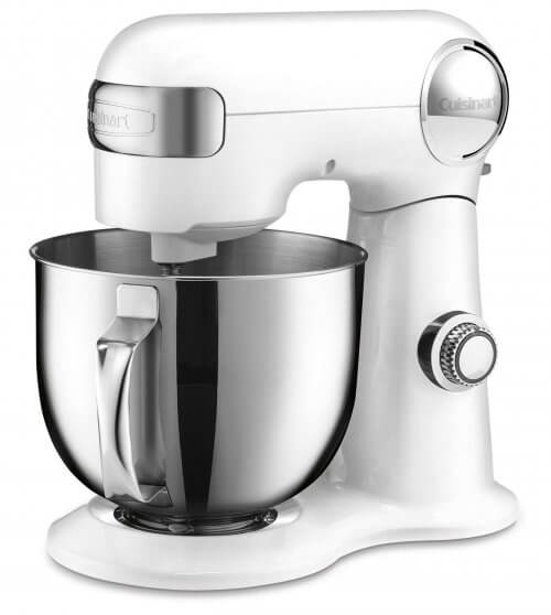 Cuisinart SM-50 5.5 Quart Stand Mixer Review & Giveaway
