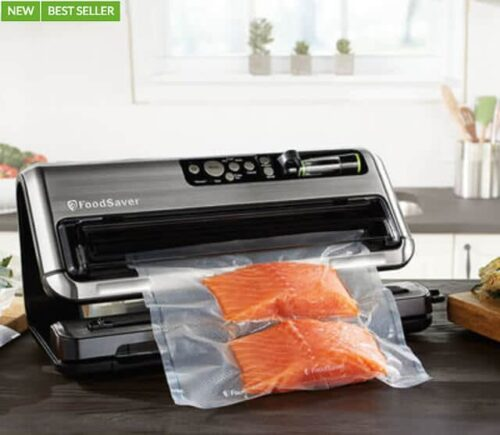 Foodsaver 2 In 1 Food Preservation System Review Giveaway Steamy
