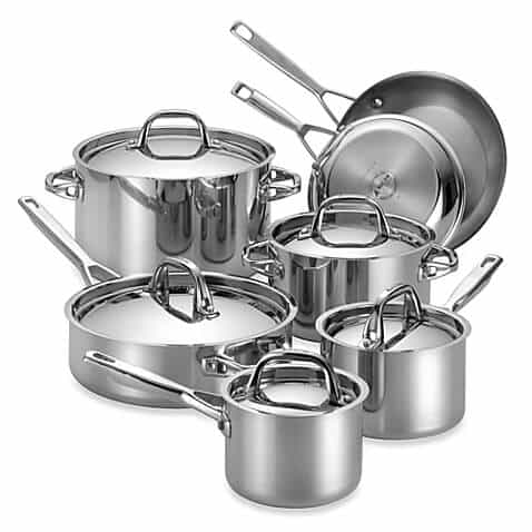 anolon tri ply clad cookware review 2