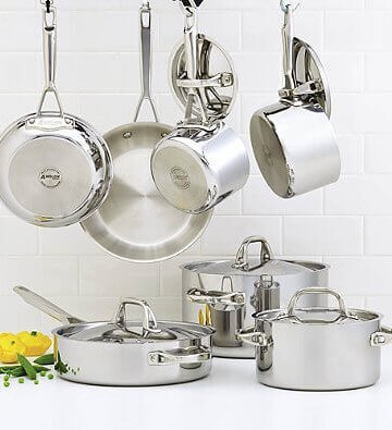 anolon tri ply clad cookware review 3