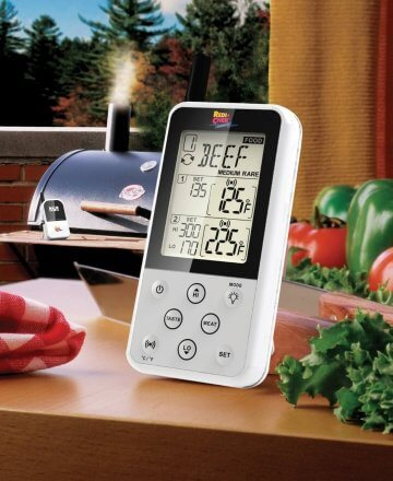 maverick wireless bbq thermometer review 2