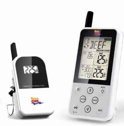 maverick wireless bbq thermometer review
