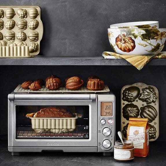 Breville smart oven pro review giveaway steamy kitchen recipes this is a review of the breville smart oven pro featuring both pros and cons after testing for 2 weeks the product can be purchased at williams sonoma forumfinder Images