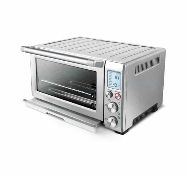 Breville smart oven pro review giveaway steamy kitchen for Kitchen pro smart cutter