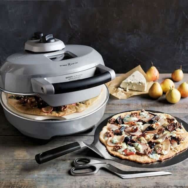 Breville Crispy Crust Pizza Maker Review Amp Giveaway