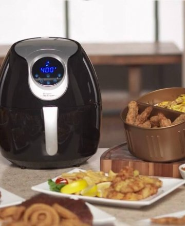 Power Airfryer Xl Review Amp Giveaway Steamy Kitchen Recipes