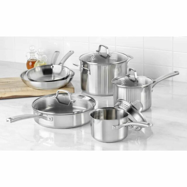 Image Result For Calphalon Pots And Pans Line