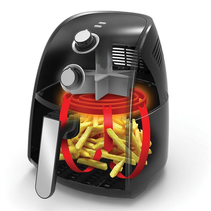 Bella Air Fryer Review Steamy Kitchen Recipes