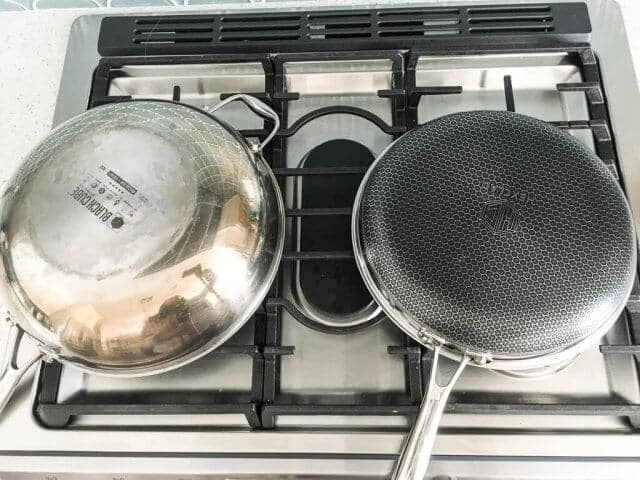 Hexclad Fry Pan Review Amp Giveaway Steamy Kitchen Recipes