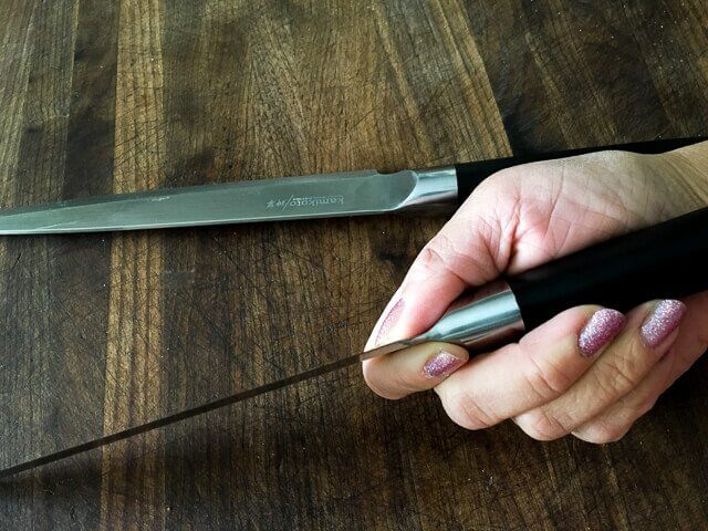 Kamikoto Knives Review ($1,295) & Giveaway • Steamy Kitchen