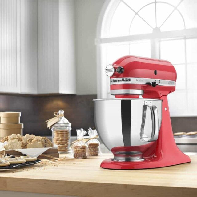 We Re Giving Away A Kitchenaid Artisan 5 Quart Mixer Has Always Been Great Steamy Kitchen Partner Sponsoring Our Food Blog Forum Events That