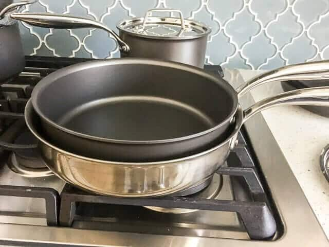 Breville Thermal Pro Hard Anodized Cookware Review