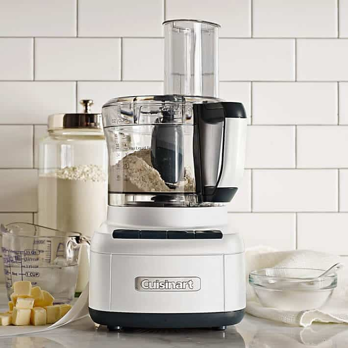 Cuisinart Food Processor ~ Cuisinart food processor giveaway steamy kitchen recipes