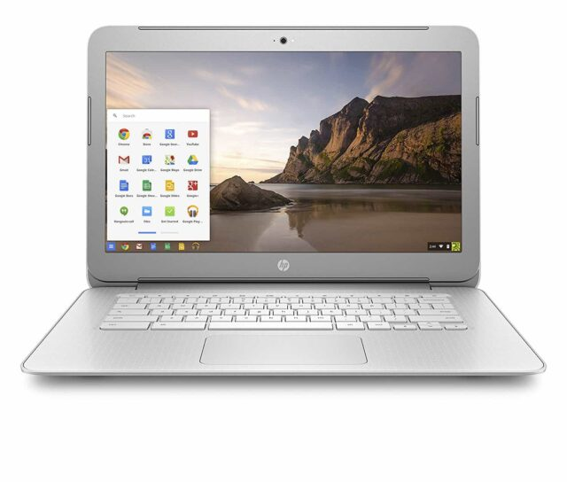HP Chromebook, Intel Celeron Giveaway