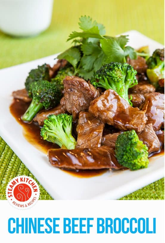 In this Chinese Broccoli Beef Recipe, you'll learn: how to make an authentic Broccoli Beef that's light, intensely flavorful without the goopy brown sauce. Learn how to keep the broccoli crisp-tender, and how to perfectly sear the beef, even if you have a non-stick wok or pan. Also, learn why just a touch of vinegar is the secret ingredient for authentic Chinese Beef Broccoli.