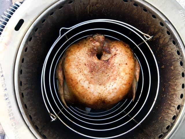deep fried turkey without oil - Char Boil big easy