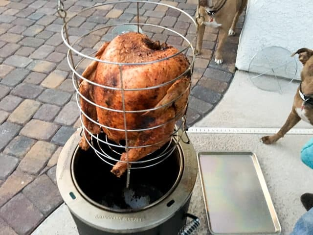 deep fried turkey without oil