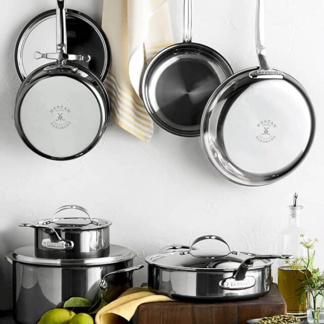 Hestan NanoBond Cookware Review & Giveaway
