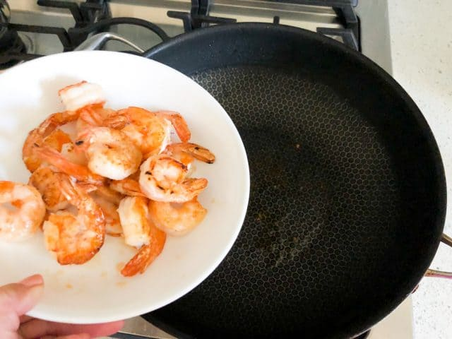 Shrimp Teriyaki Recipe stir fry shrimp