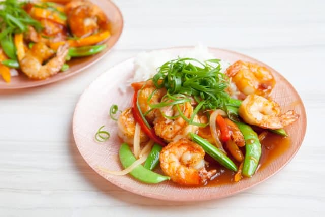 Shrimp Teriyaki Recipe
