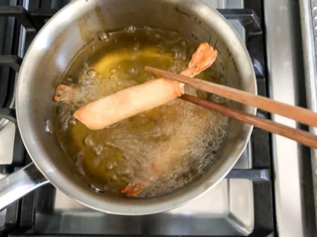 fryer shrimp