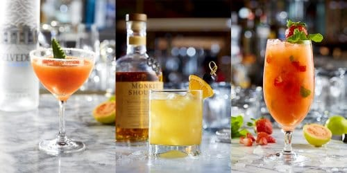Fogo de Chao las vegas review - new drinks
