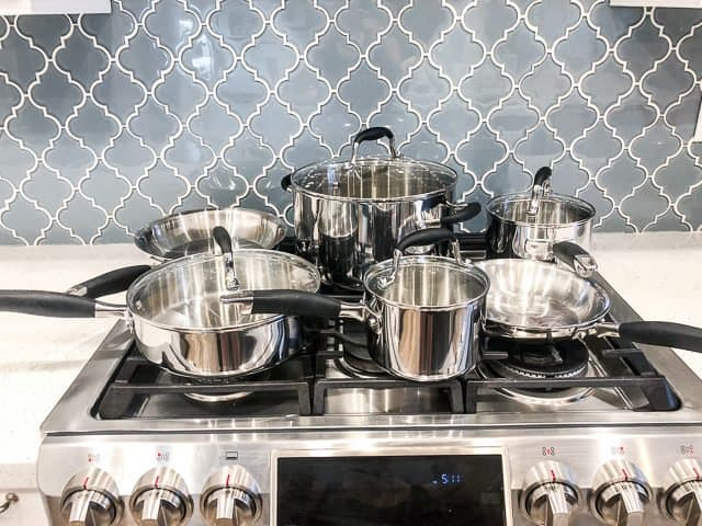 Anolon Advanced Tri-Ply Cookware review