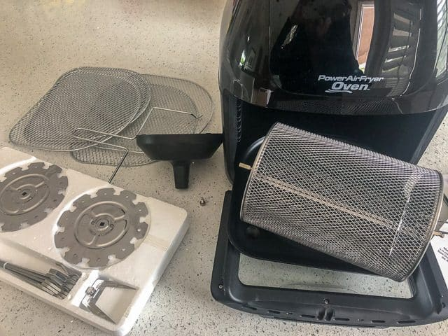 Power Airfryer Oven Review Giveaway Steamy Kitchen
