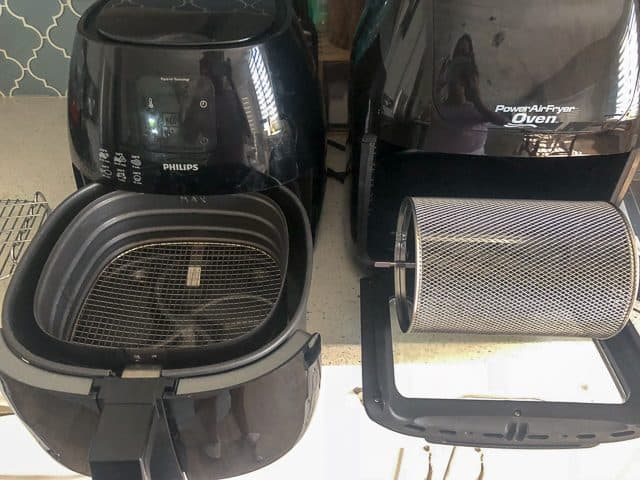 Power Air Fryer Oven Review - compare