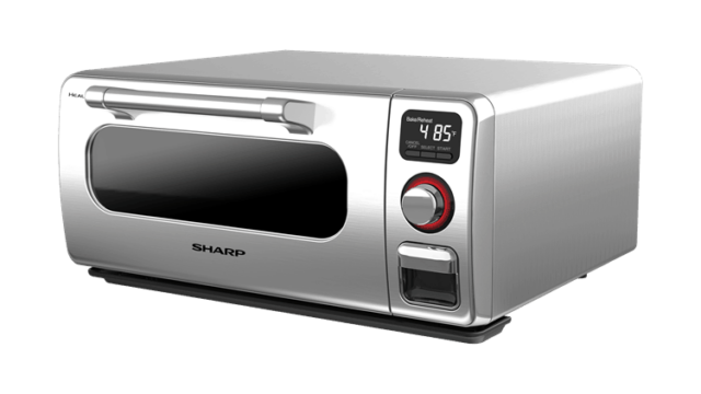 Sharp Superheated Steam Oven Review (SSC0586DS) & Giveaway