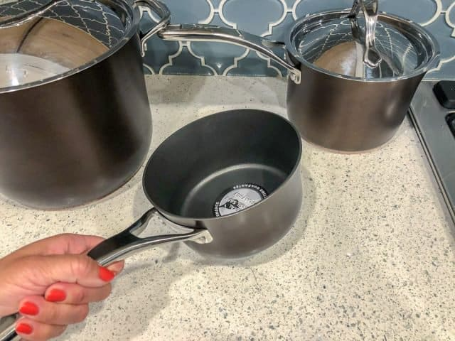 Anolon Nouvelle Copper Luxe Cookware Review Amp Giveaway