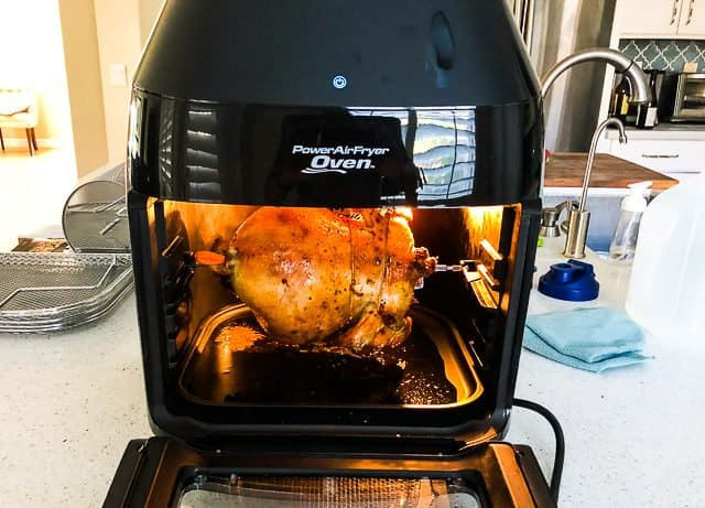 Power AirFryer Oven Review & Giveaway - Steamy Kitchen