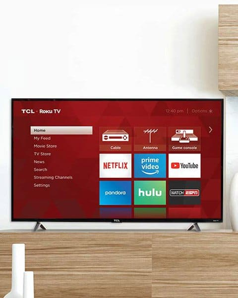 Roku Box: TCL Roku Smart LED TV Giveaway • Steamy Kitchen Recipes