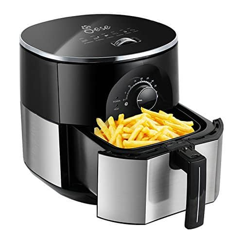 Jese Air Fryer Review & Giveaway