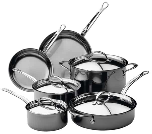 Hestan 10-Piece Cookware Review