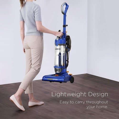 Eureka PowerSpeed Lightweight Bagless Upright Vacuum Cleaner