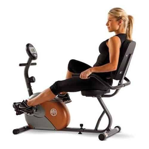 online contests, sweepstakes and giveaways - Marcy Recumbent Exercise Bike with Resistance Giveaway • Steamy Kitchen Recipes