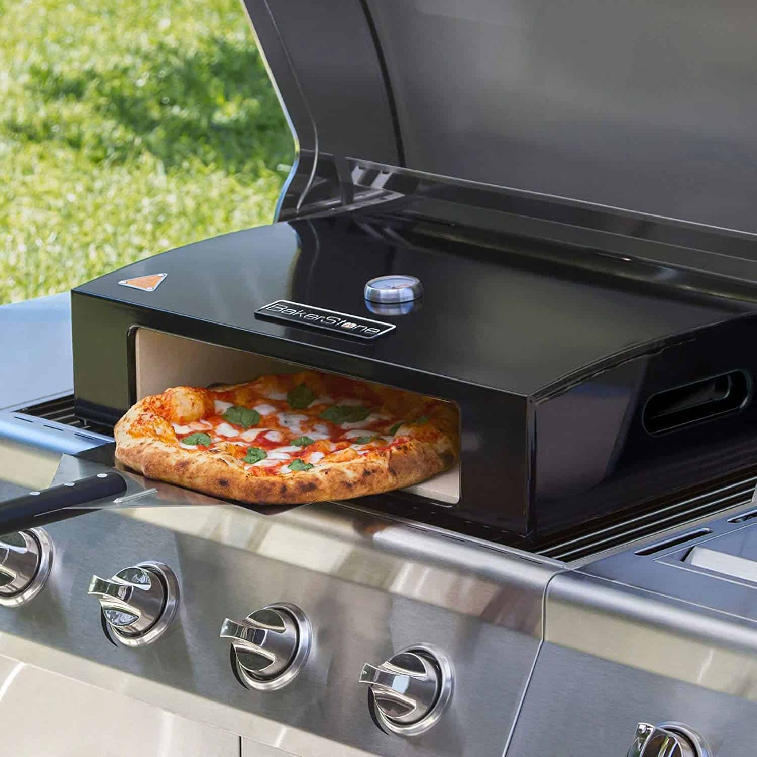 Bakerstone Pizza Oven Giveaway  U2022 Steamy Kitchen Recipes