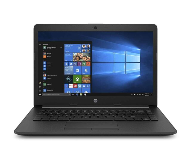 HP 14-Inch Laptop Giveaway