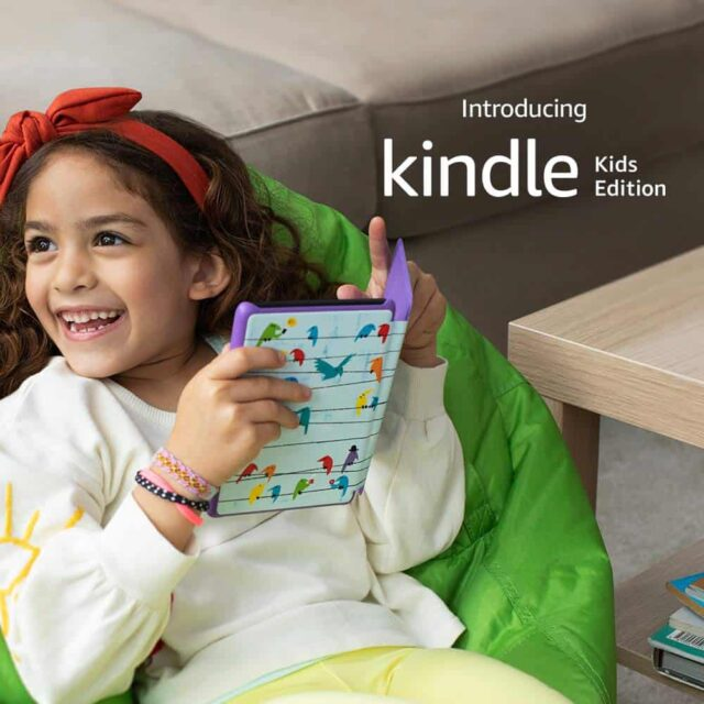 All New Kindle Kids Edition Giveaway